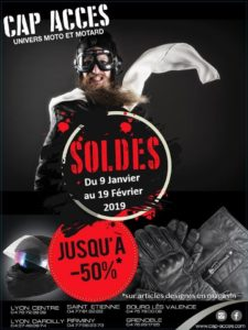 Soldes hiver Cap Acces..Dardilly