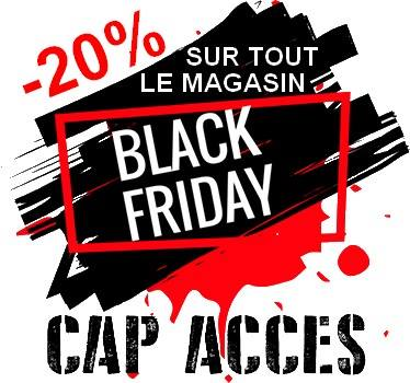 BLACK FRIDAY CAP ACCES..DARDILLY ET LYON