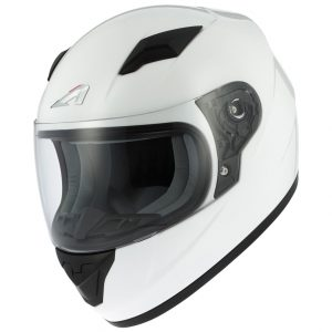 Casque Astone GT2 KID BLANC