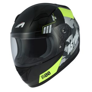 Casque Astone GT2 KID army