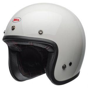 Casque Bell Custom 500 blanc