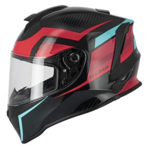 Casque Sline S445 Junior Rouge