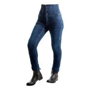 Pantalon Overlap Evy Dark Bleu