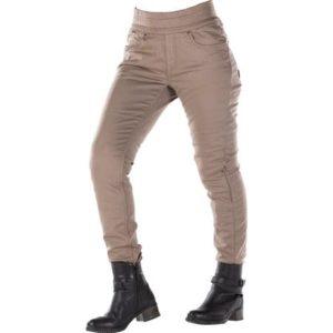 Pantalon Overlap Jane Taupe
