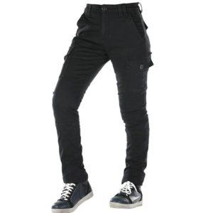Pantalon Overlap Carpenter Lady Noir