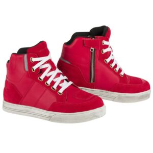 Baskets Segura Lady Greez Rouge